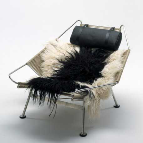 """Finally in production again """"The Flag Halyard Chair"""""""