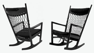The Rocking Chair – PP Møbler - Scandinavian Design