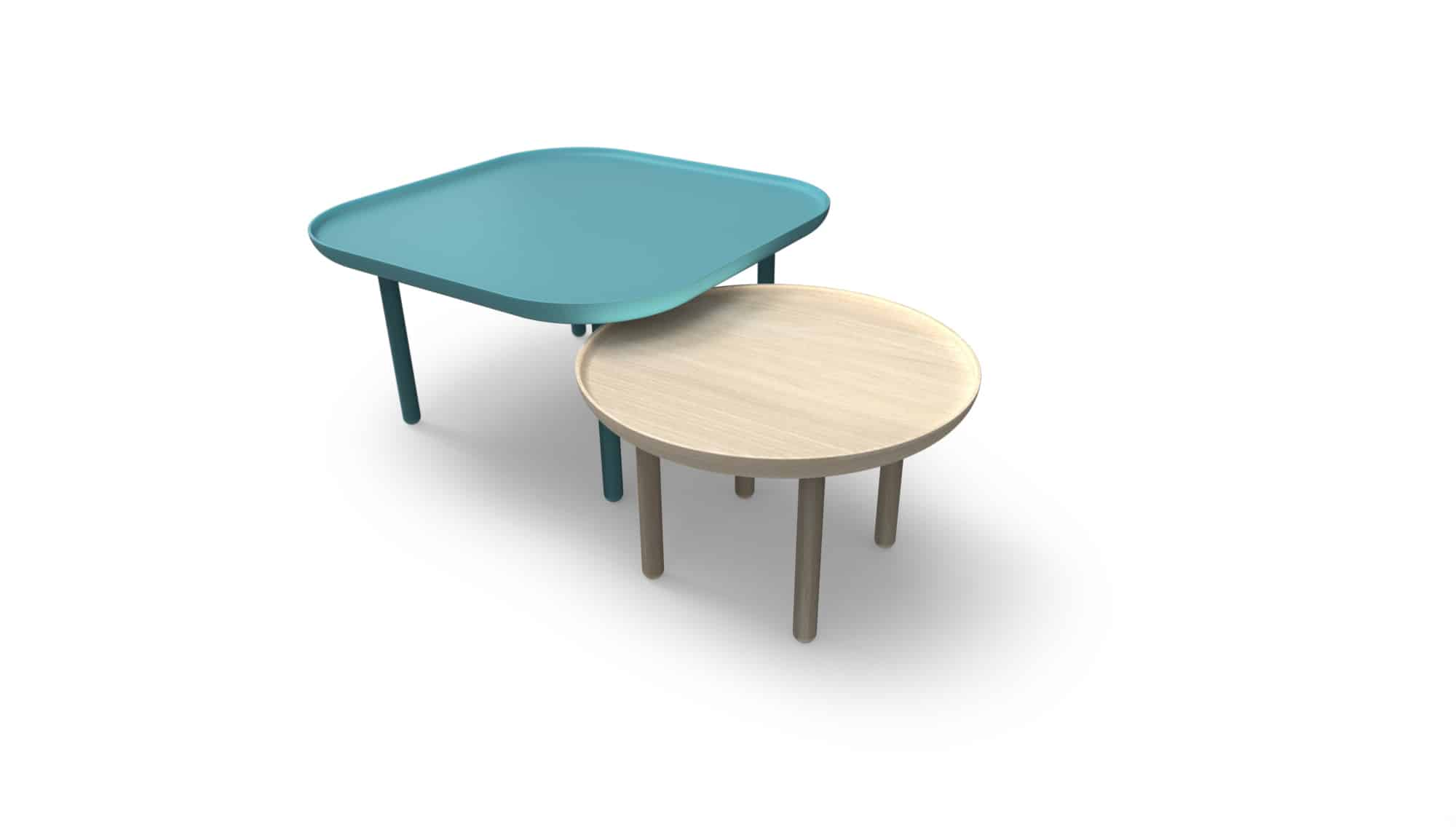 13 panda table by matti klenell scandinavian design for 13 table