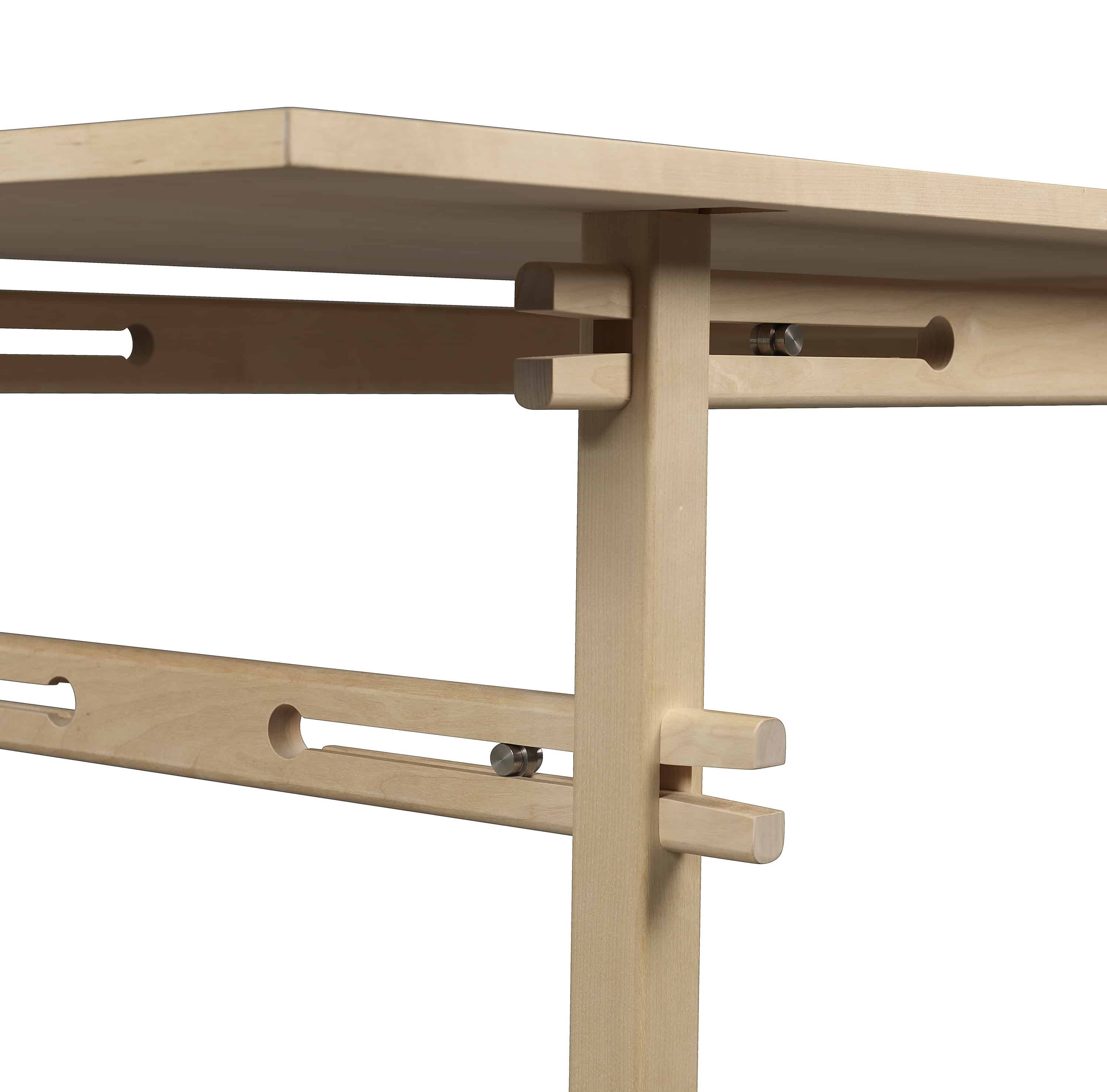 16. Spanna table by Gustav Person
