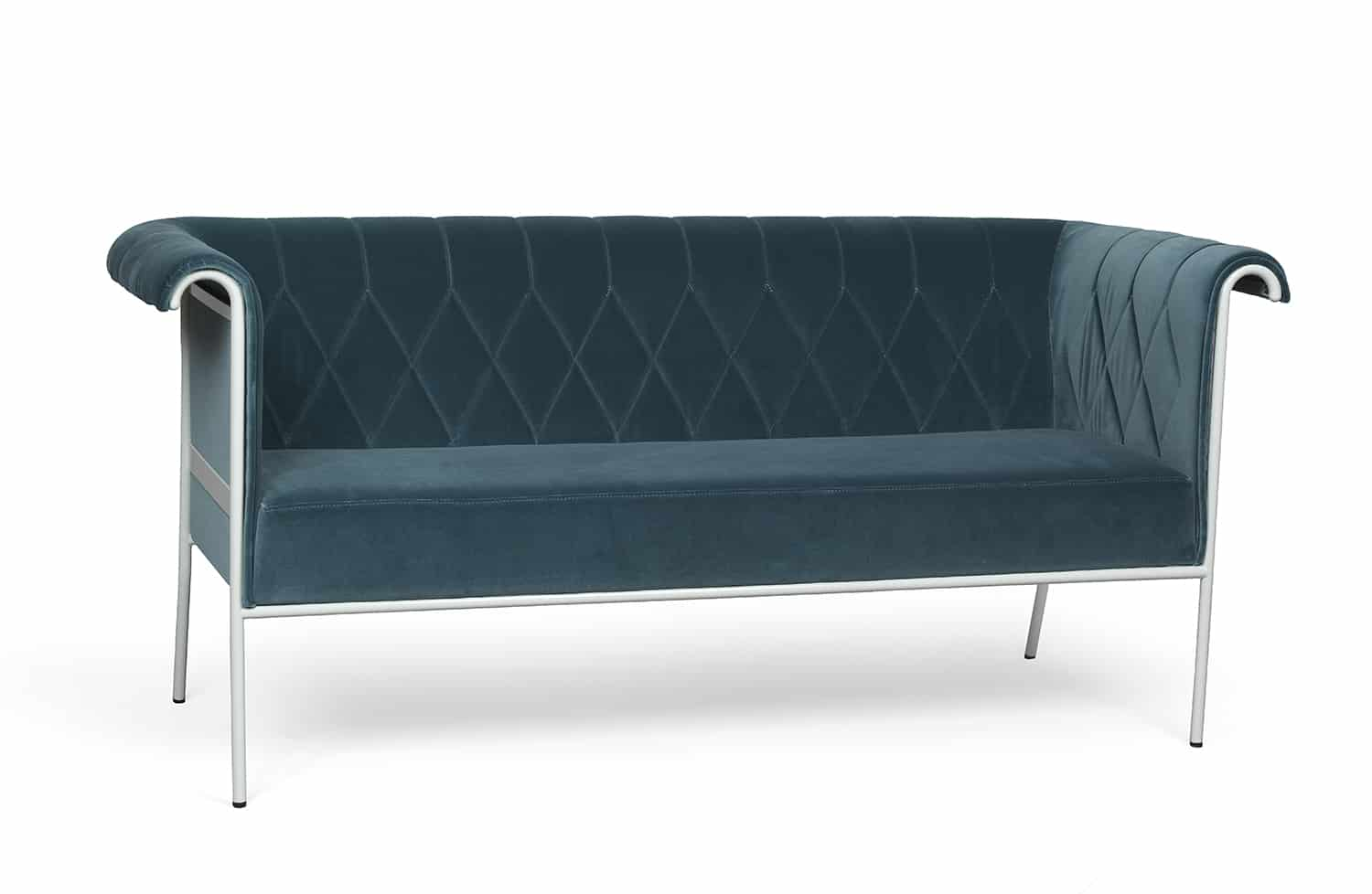 Chester sofa k llemo scandinavian design for Sofa 75 cm tief