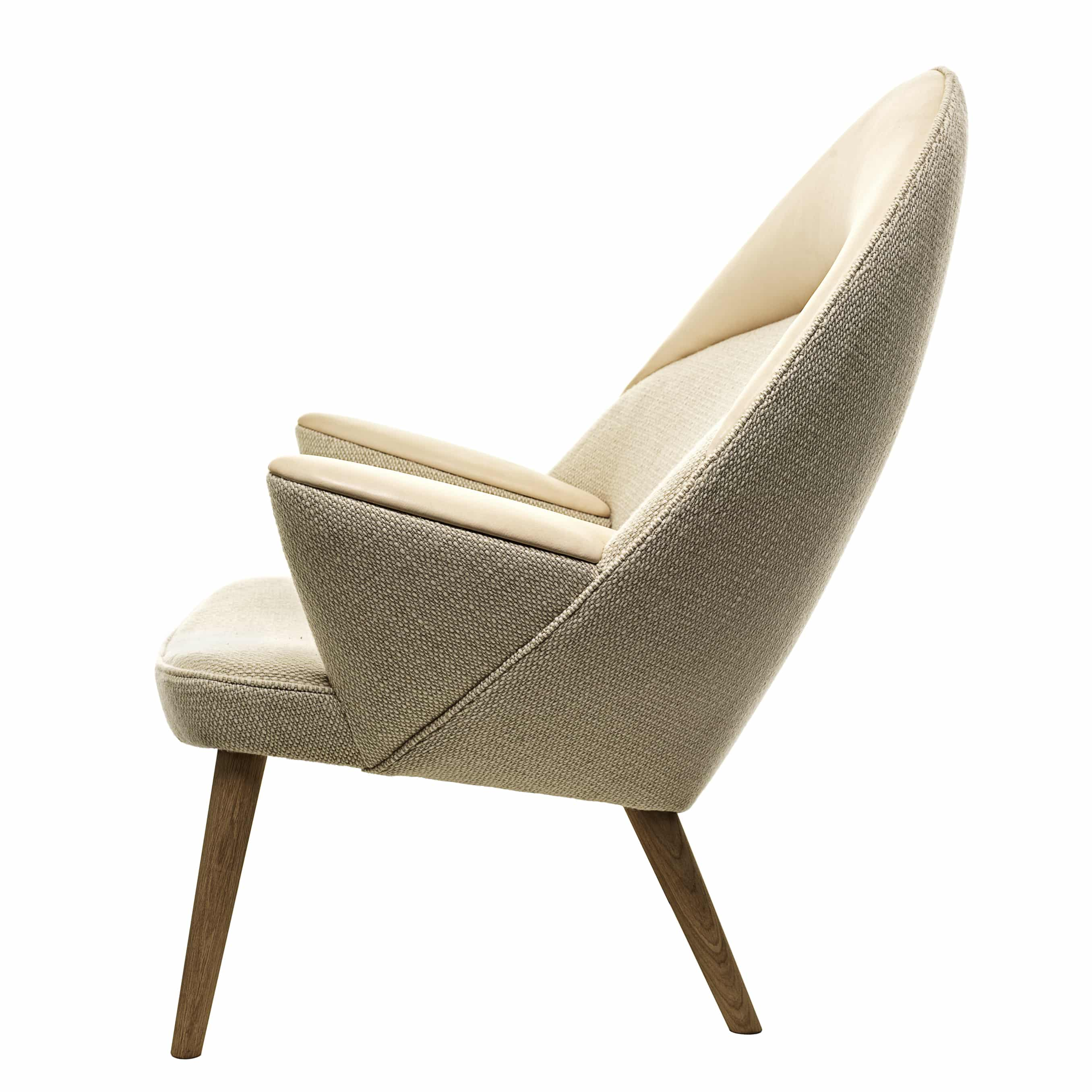 Upholstered Peacock Chair Pp M 248 Bler Scandinavian Design