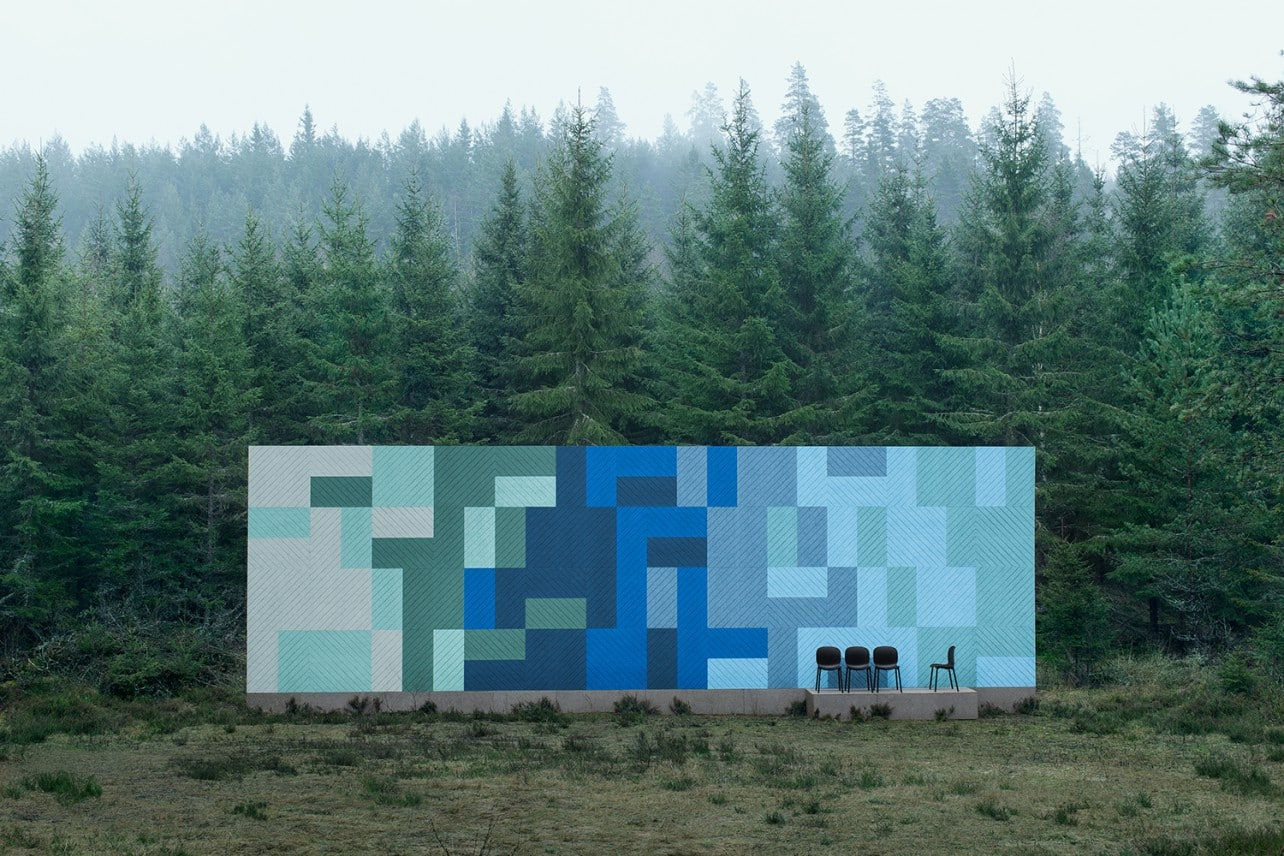 BAUX-Wall-Acoustic-Panels-Forest