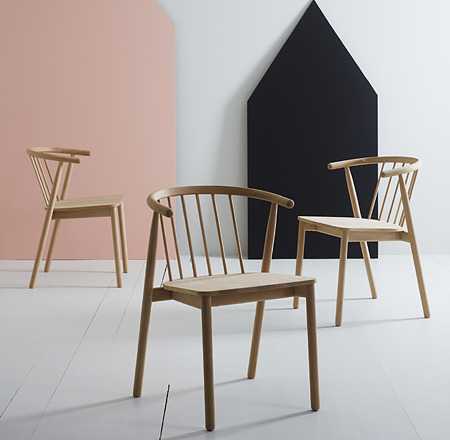 Vang Chair Tonning M Bler Scandinavian Design