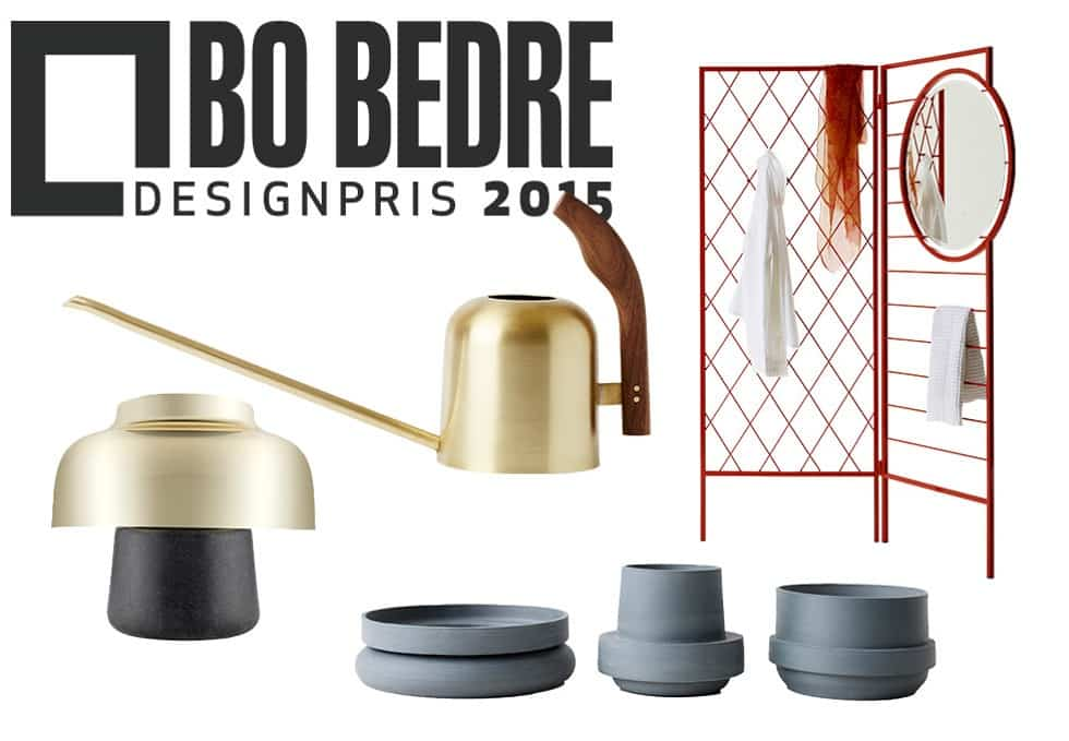 Bo Bedre Design Awards 2015 Norway: de nominerte