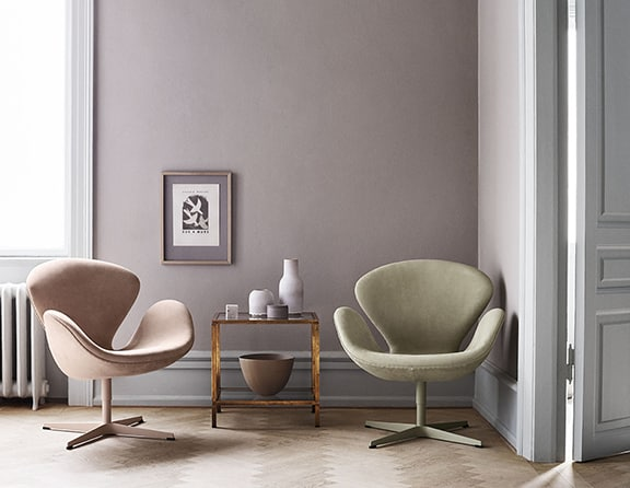 Limited Edition Of The Swan Chair Fritz Hansen