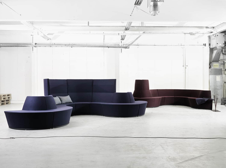 Area Radius u2013 Lammhults Scandinavian Design