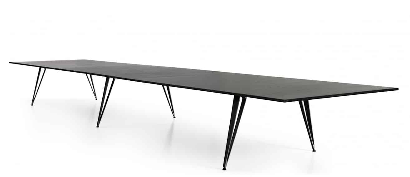 Lammhults' table system Attach Triple Design Award Winner!