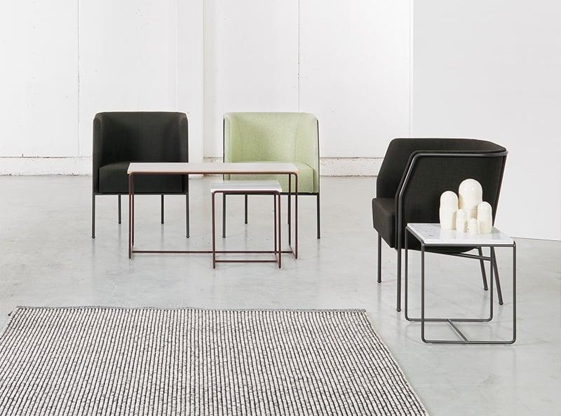 Cajal table u2013 Lammhults Scandinavian Design
