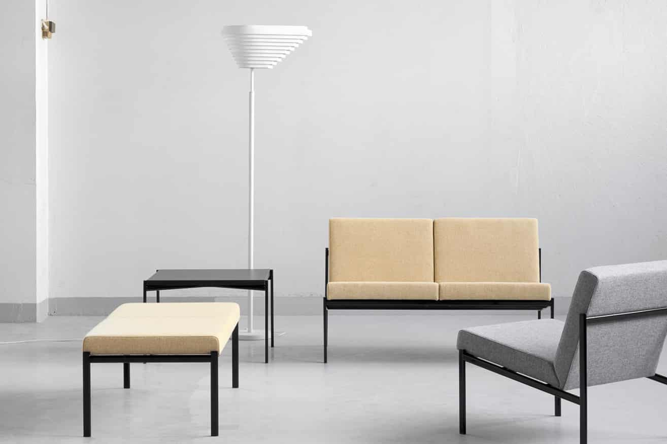 Kiki collection artek scandinavian design for Danish design furniture