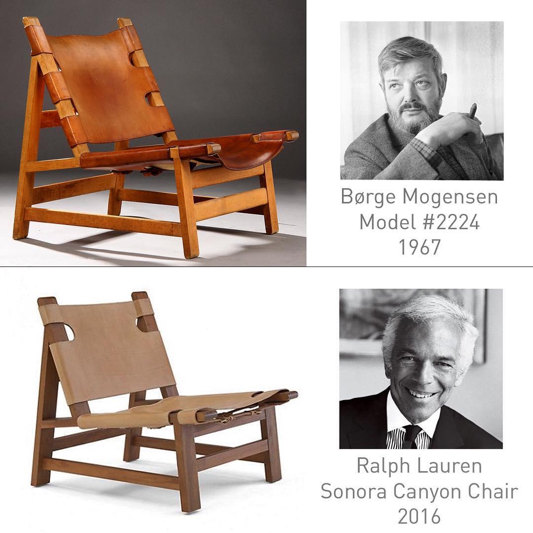 b rge mogensen kopieret af ralph lauren scandinavian design. Black Bedroom Furniture Sets. Home Design Ideas