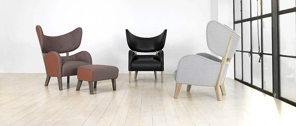 My Own Chair in two-tone – byLassen