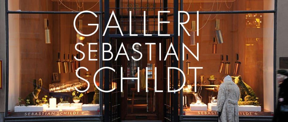 Theselius @ Galleri Sebastian Schildt