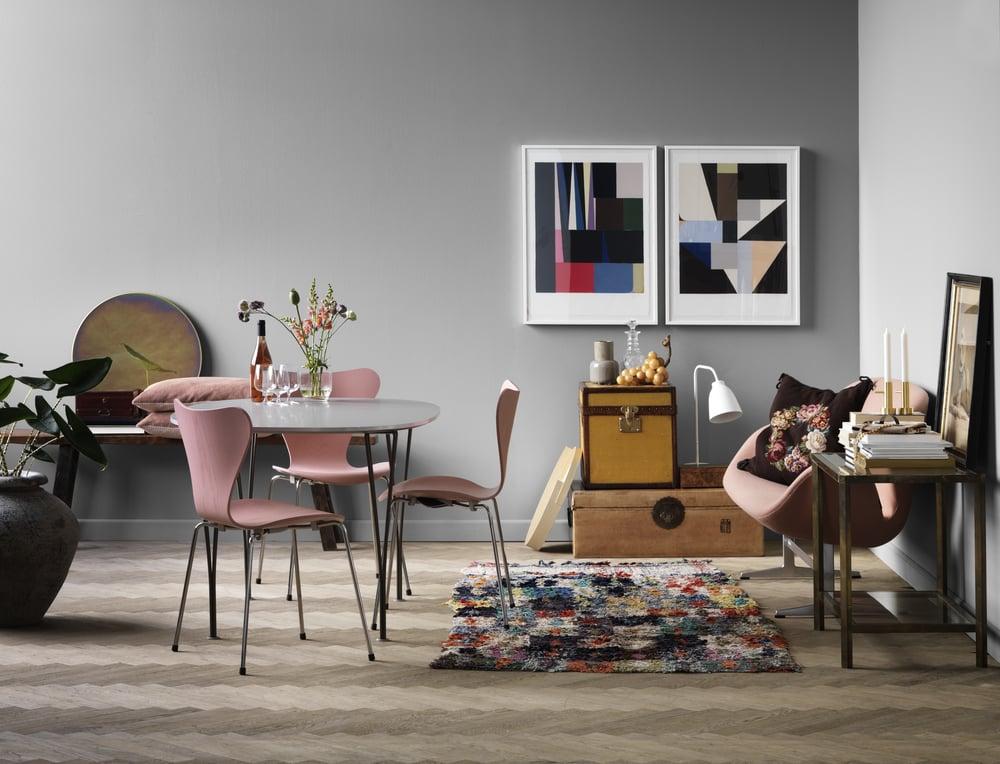 Superfolk A Stockholm Furniture Fair : Super elliptical republic of fritz hansen