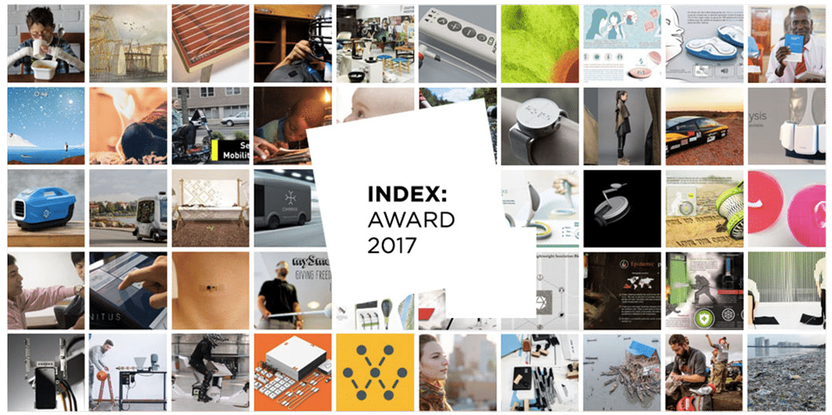 INDEX: Award 2017 receives record number of nominations