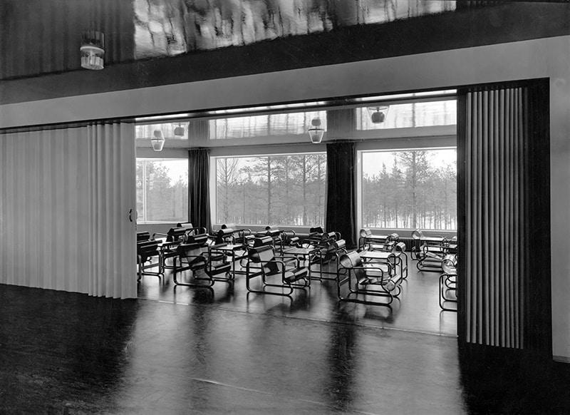 Alvar Aalto Paimio Sanatorium @ Designmuseum Danmark