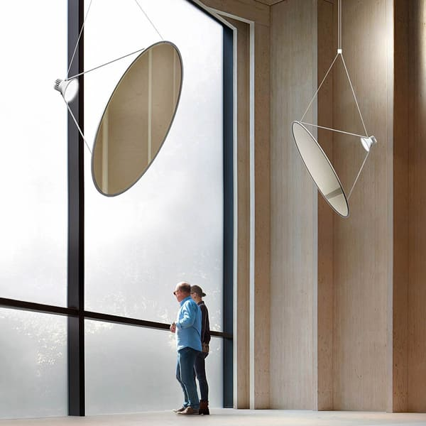 Amisol by Daniel Rybakken – Luceplan