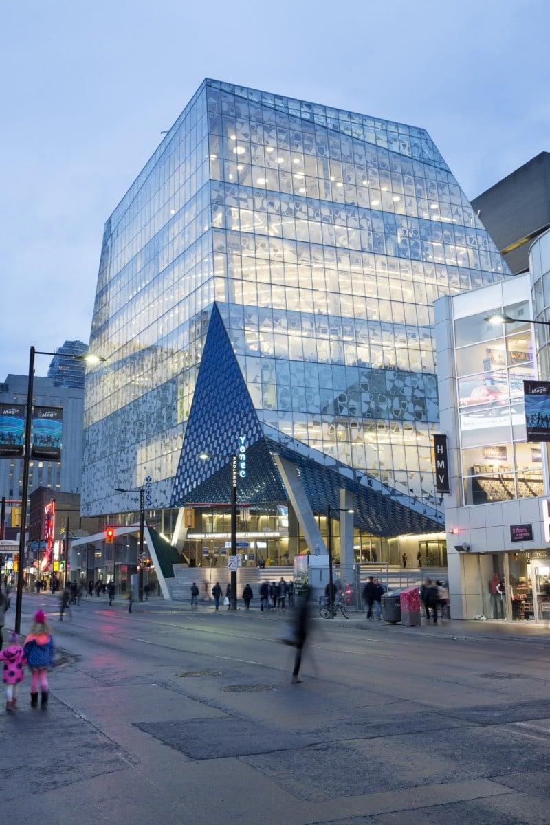 Snøhetta – Ryerson wins 2017 Toronto Urban Design Award