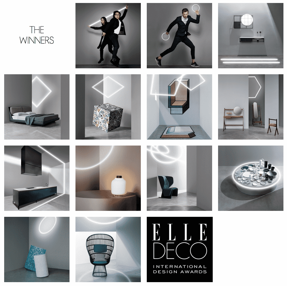 ELLE Deco International Design Awards 2017
