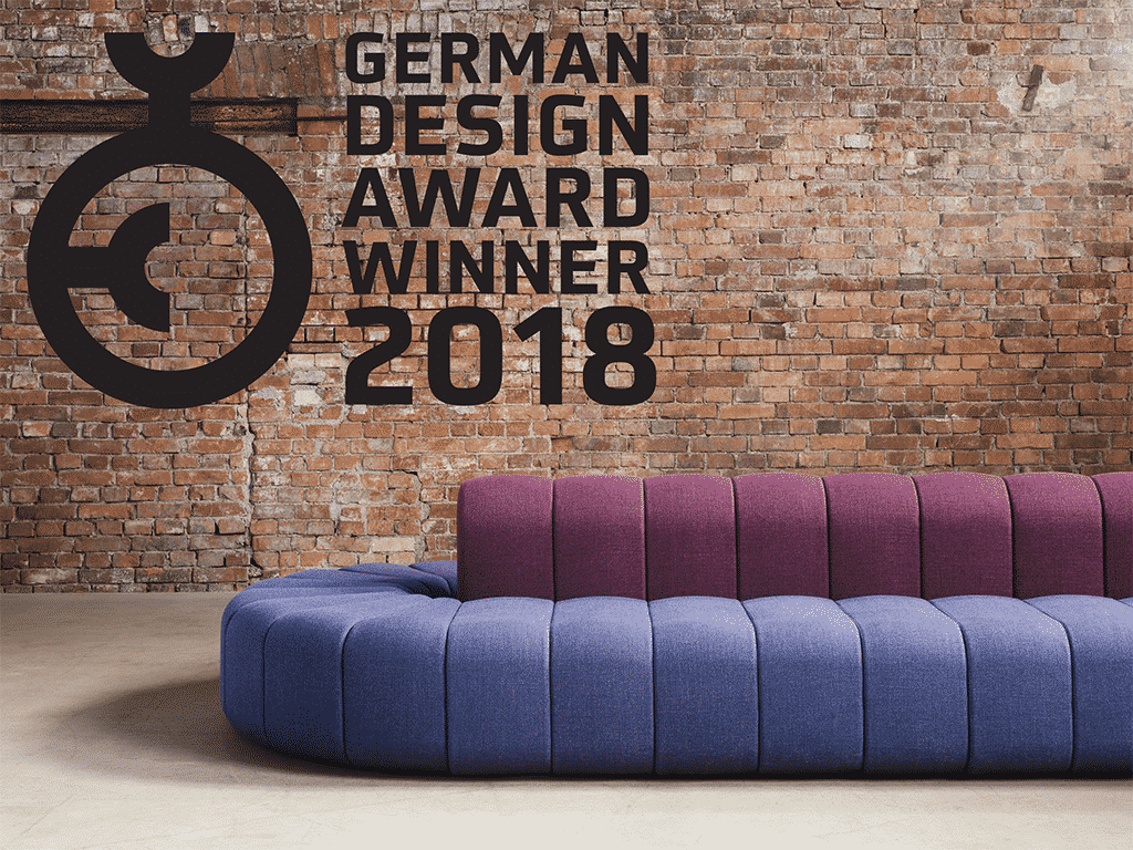 BOB wins German Design Award 2018! – Blå Station