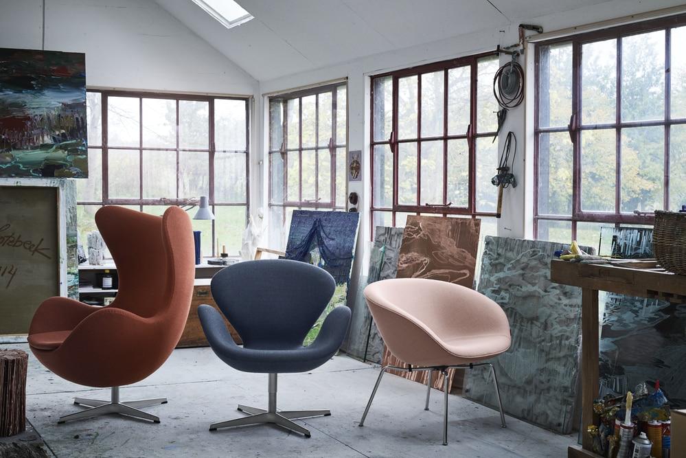 The POT™ Chair – Fritz Hansen