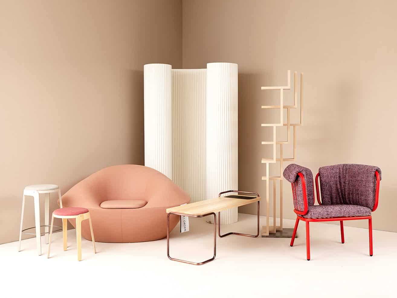Beckmans College Of Design Shows Design Collaborations With Six Of Swedenu0027s Foremost  Furniture Producers U2013 Blå Station, Gärsnäs, Johanson Design, Källemo, ...