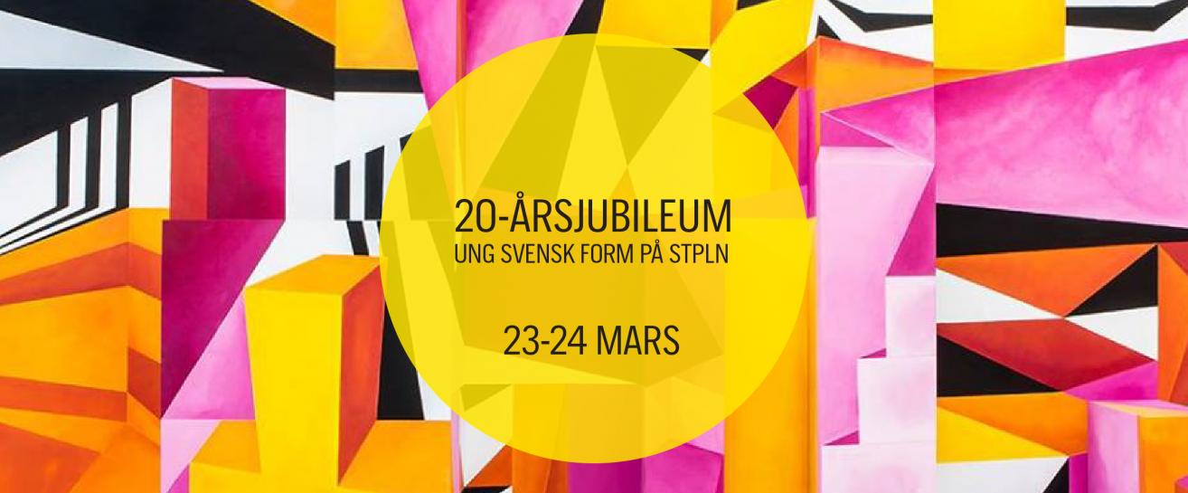 Ung Svensk Form 2018 @ Form/Design Center