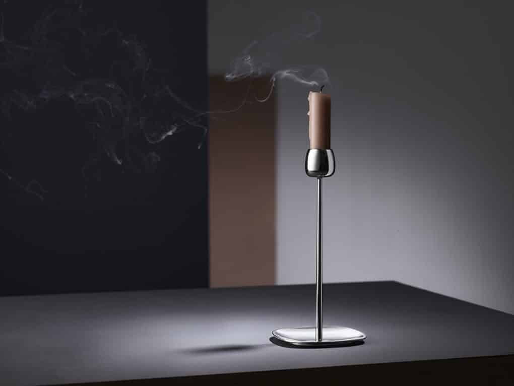 Liv Candlestick by Andreas Engesvik – Arven
