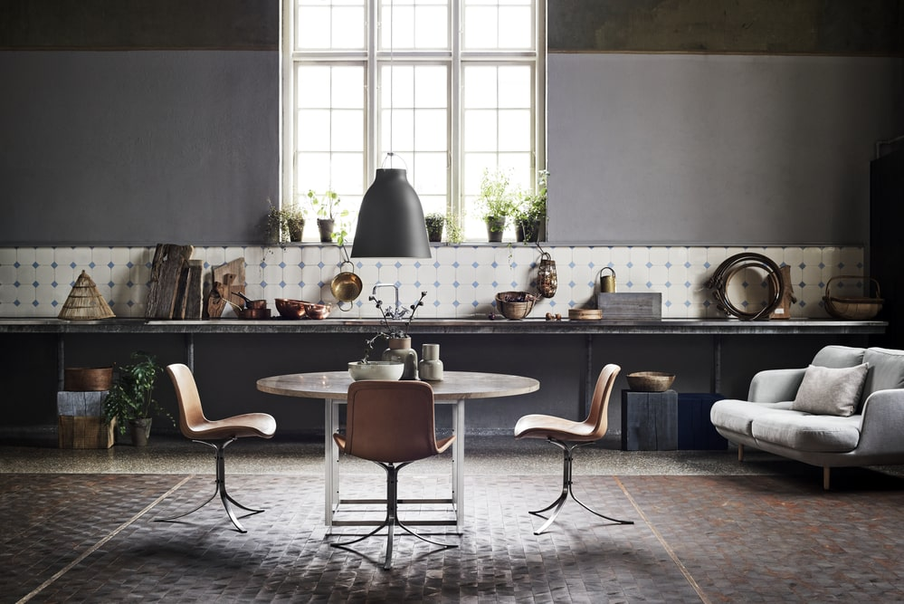 PK54™ new marble – Fritz Hansen