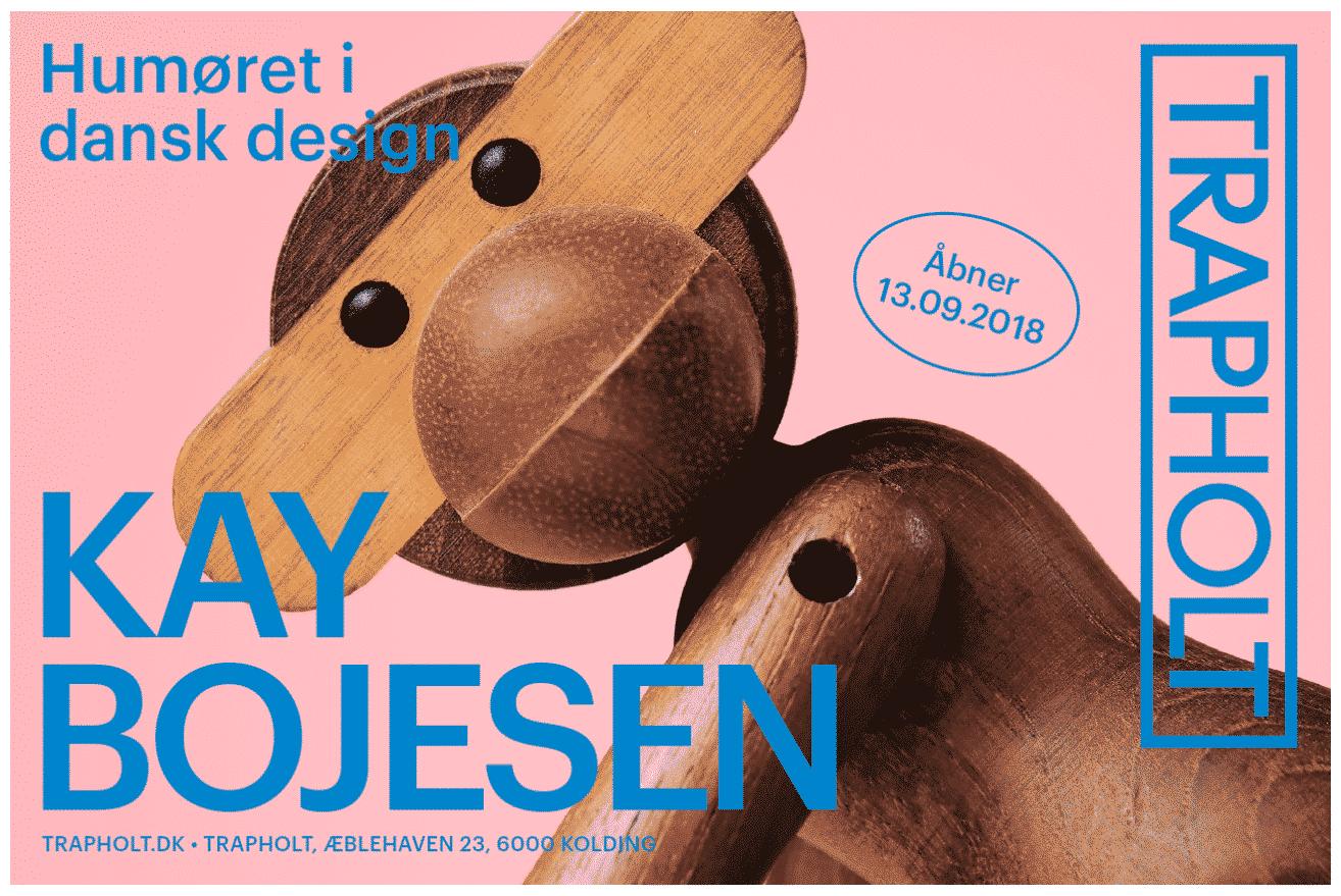 Kay Bojesen – Humøret i dansk design