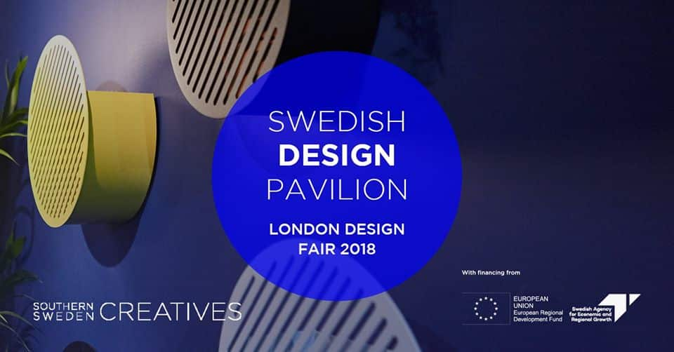 Swedish Design Pavilion | London Design Fair 2018