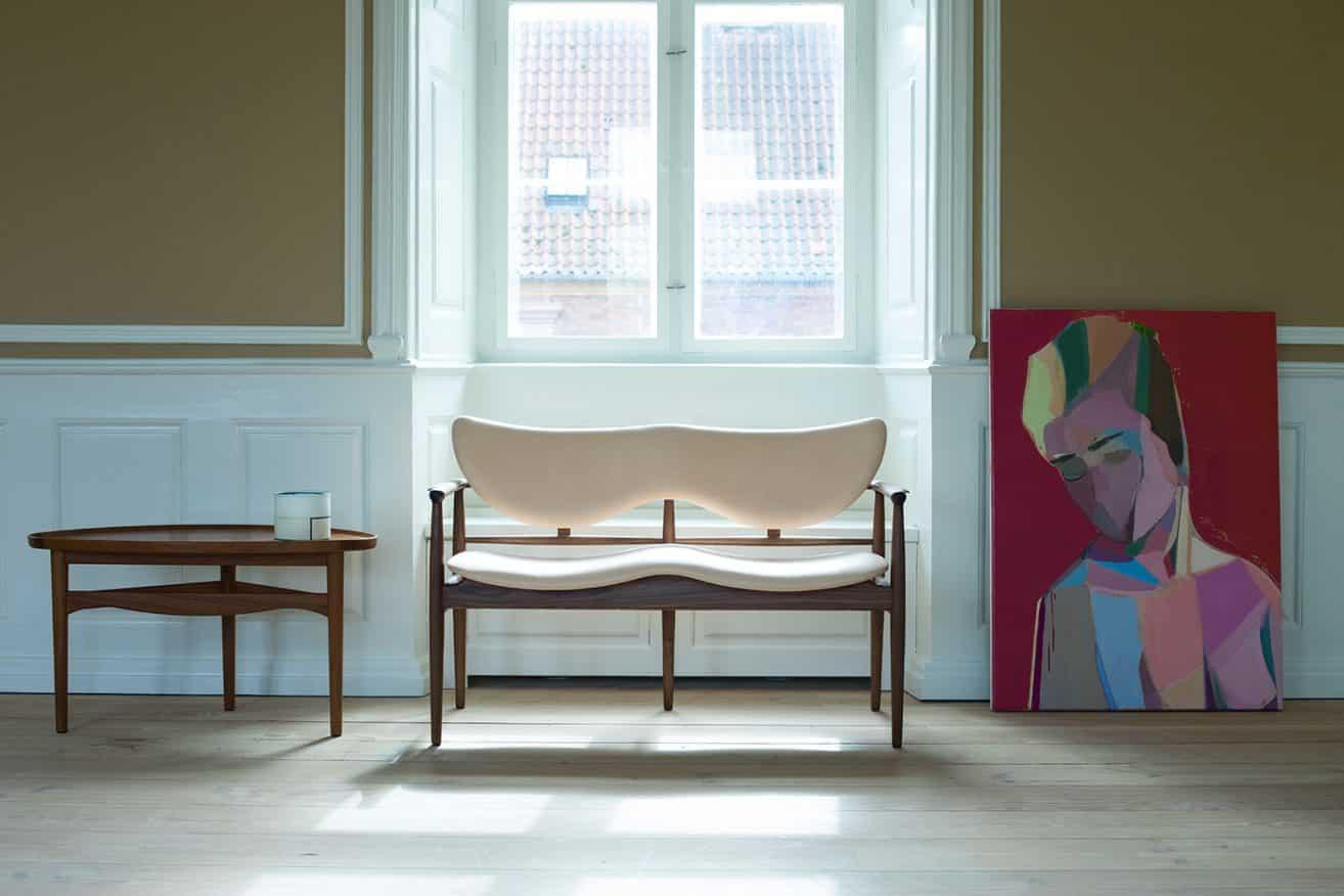 48 Sofa-Bench – House of Finn Juhl