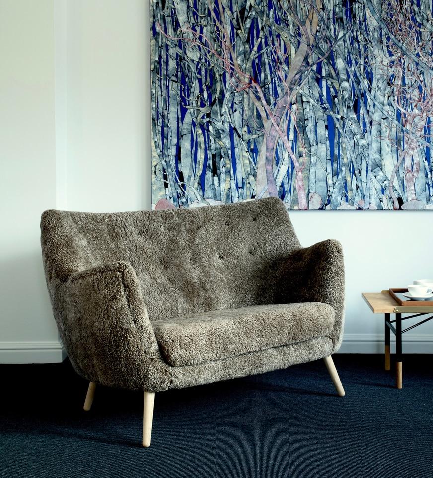 Poet Sofa House Of Finn Juhl