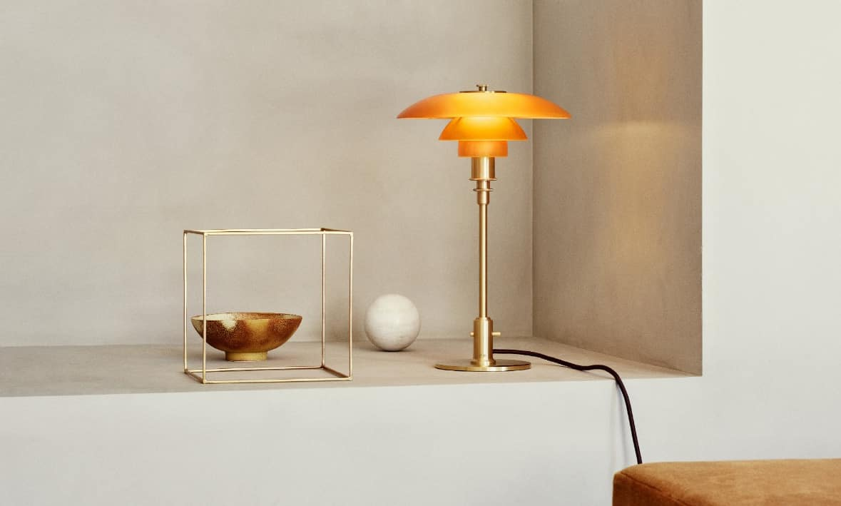 Ph Lighting To Ph 32 Table Lamp u2013 Limited Edition Louis Poulsen Scandinavian