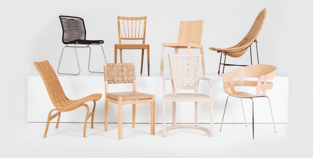 Braided & Laced – Möbeldesignmuseum