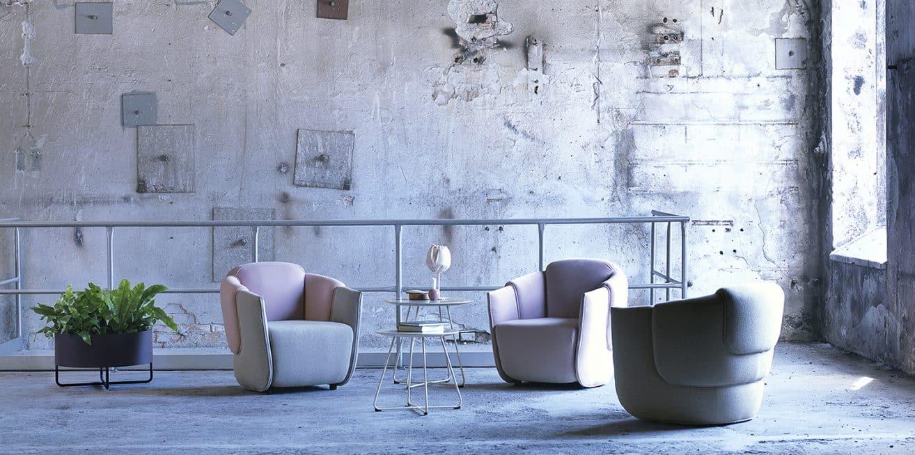 Norma, Design Färg & Blanche