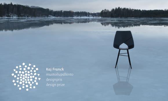 Kaj Franck Design Price 2018: Tapio Anttila
