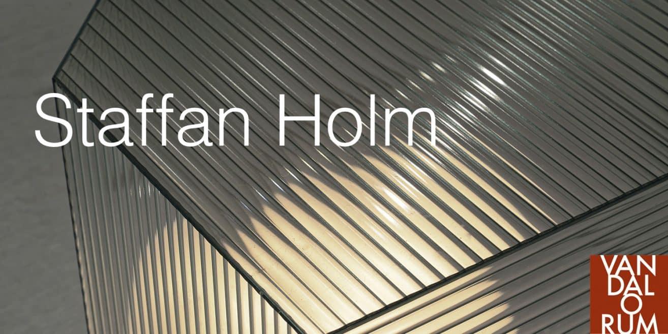 Staffan Holm: Presens @ Vandalorum