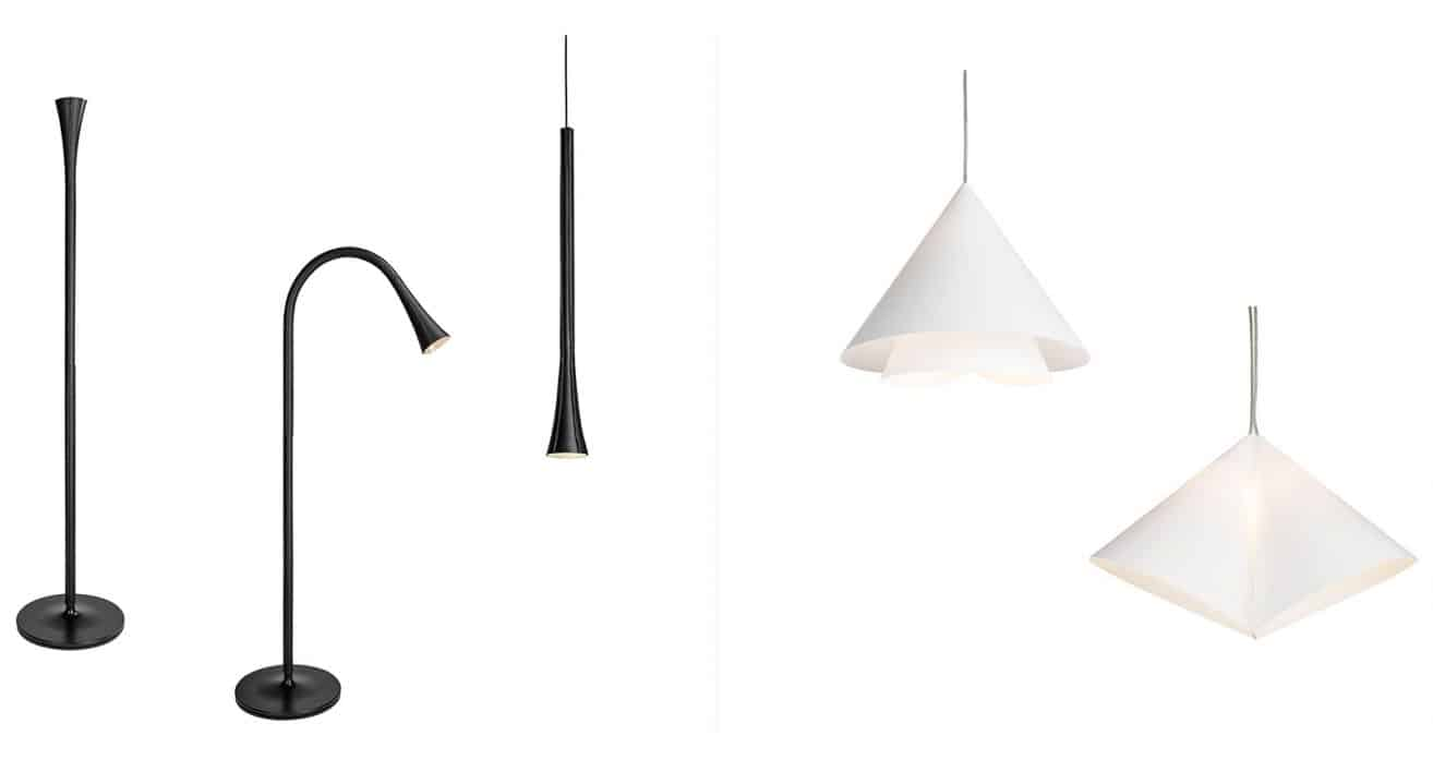 Örsjö Belysning is launching lighting collection.
