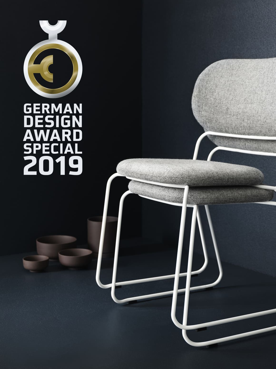 Soft Top chair - German Design Awards 2019