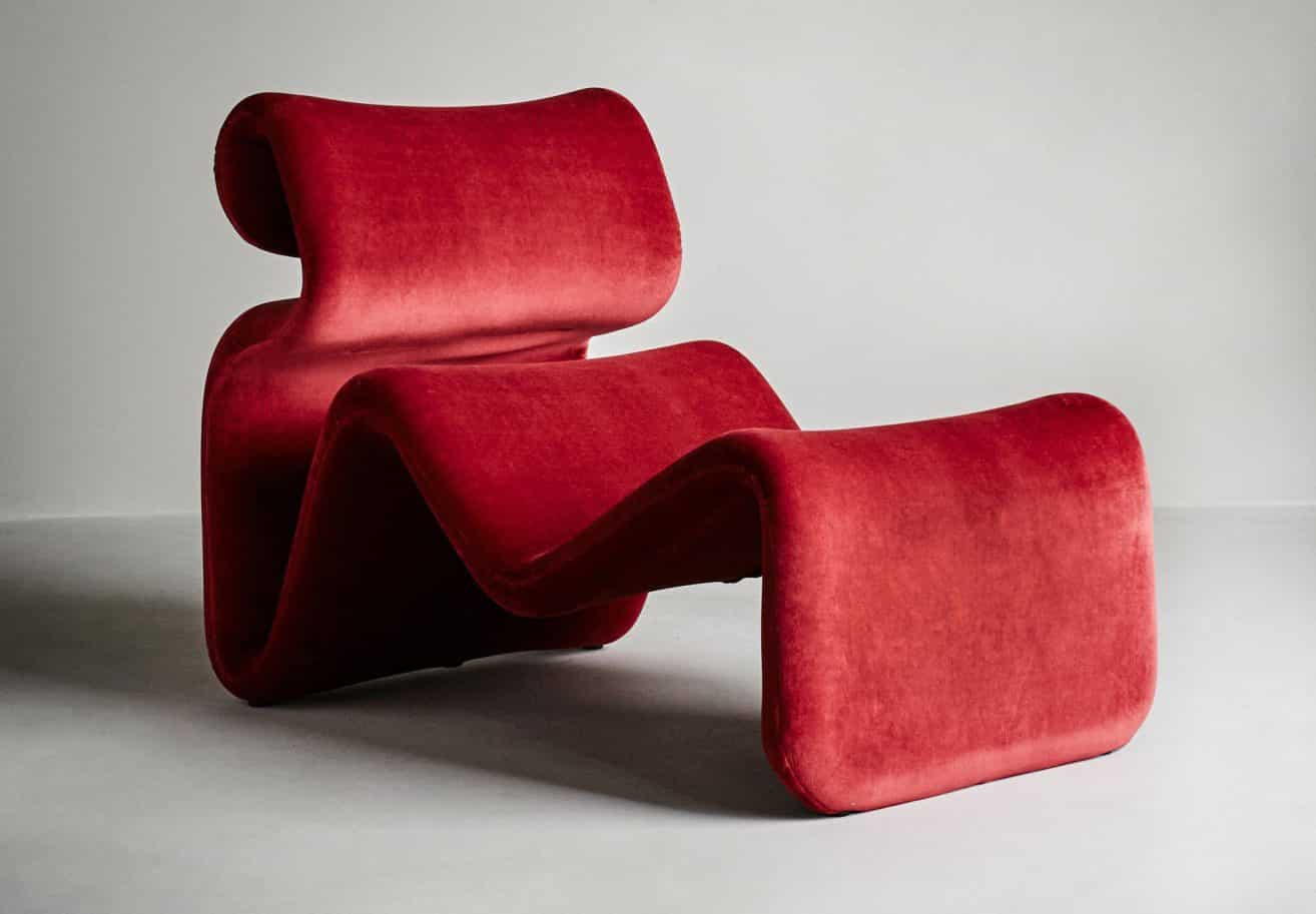 The Loungechair is part of design tradition