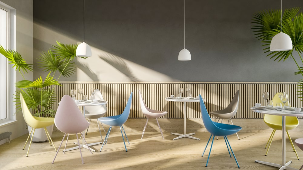 A Drop™ of colour – Fritz Hansen