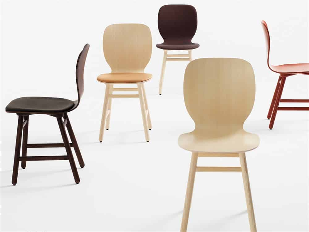 Shell chair by Note – Karl Andersson & Söner