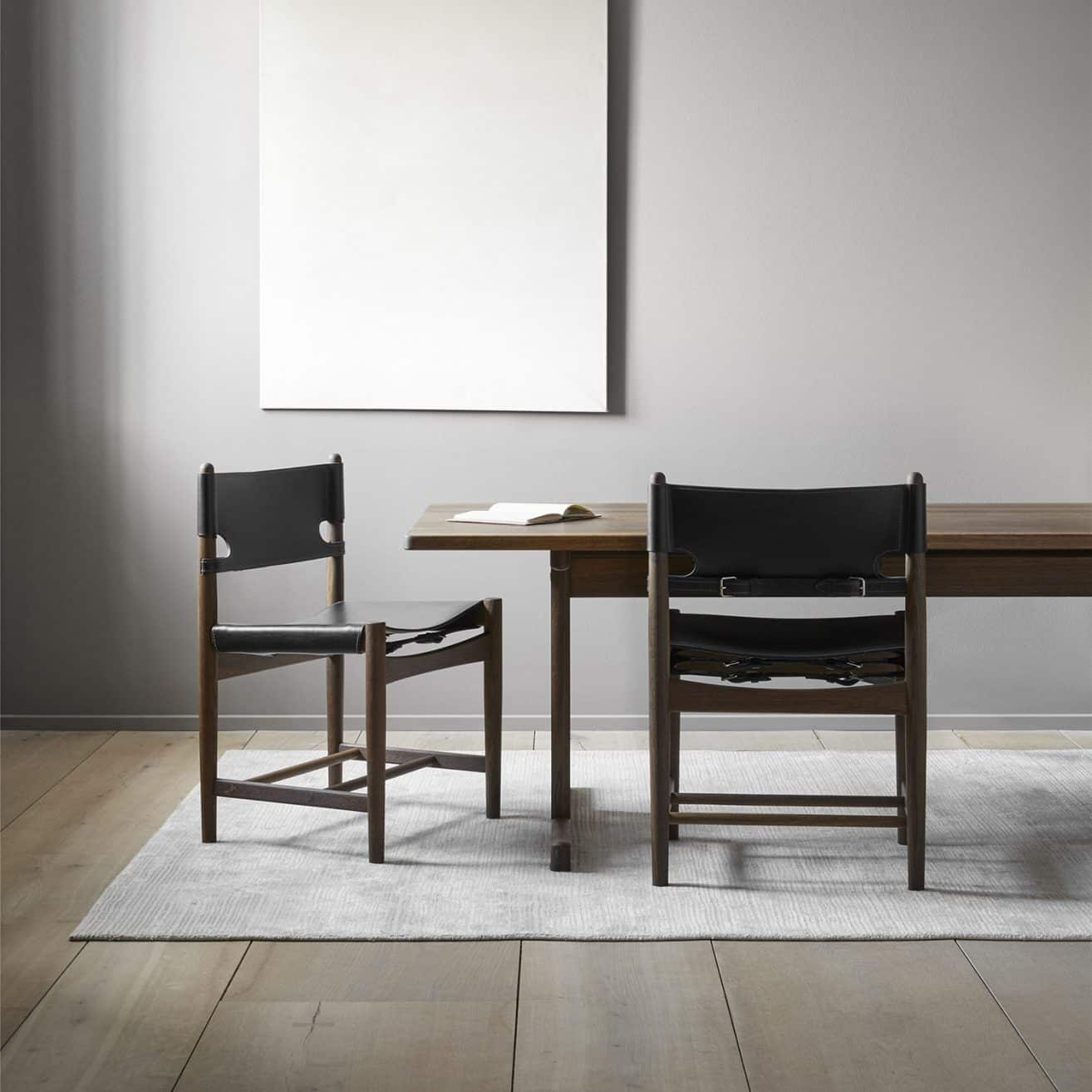 Spanish Dining Chair – Fredericia