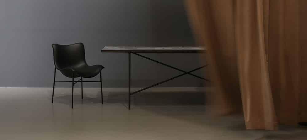 Mantle chair by Iskos/Berlin – Handvärk