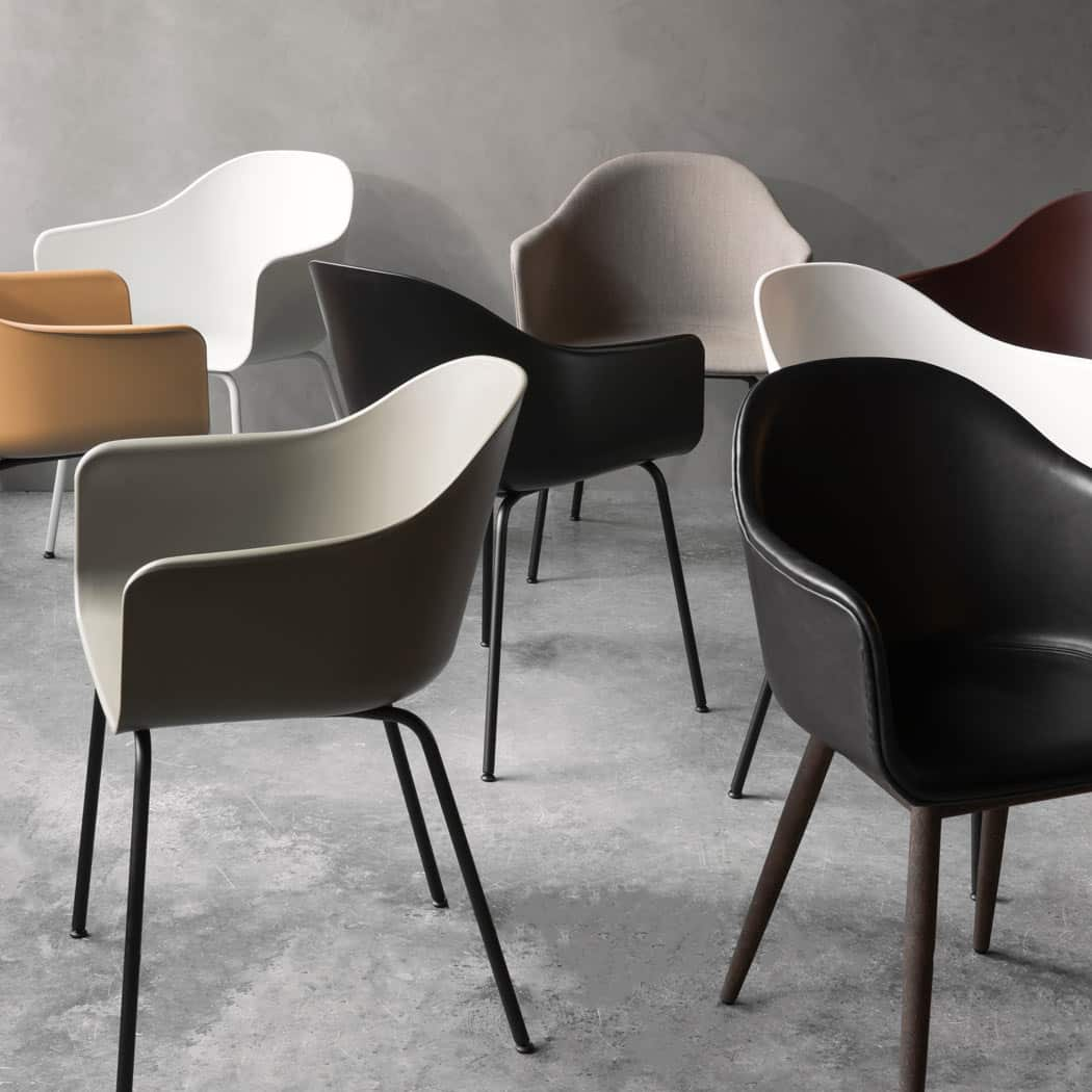 Harbour Chair by Norm Architects – Menu