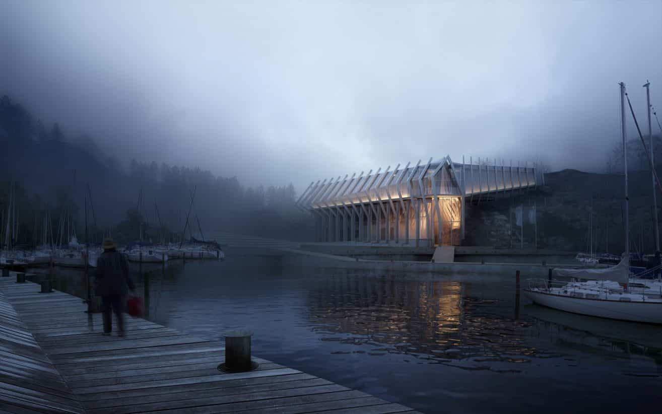 Norwegian Architects Conquer the World Architecture Festival!