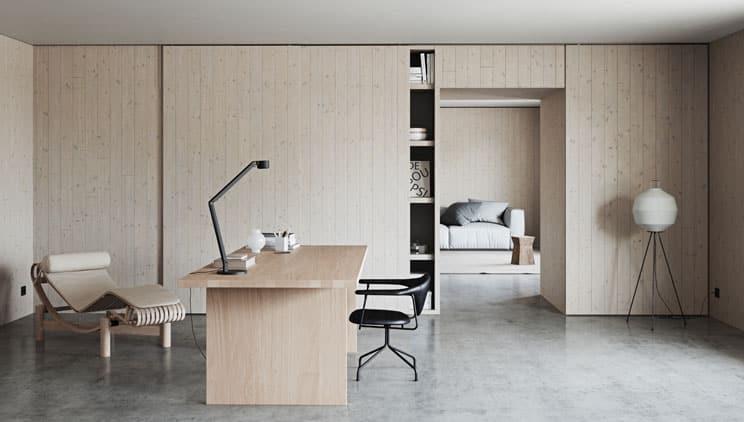 Renaissance in wood @ Stockholm Furniture & Light Fair