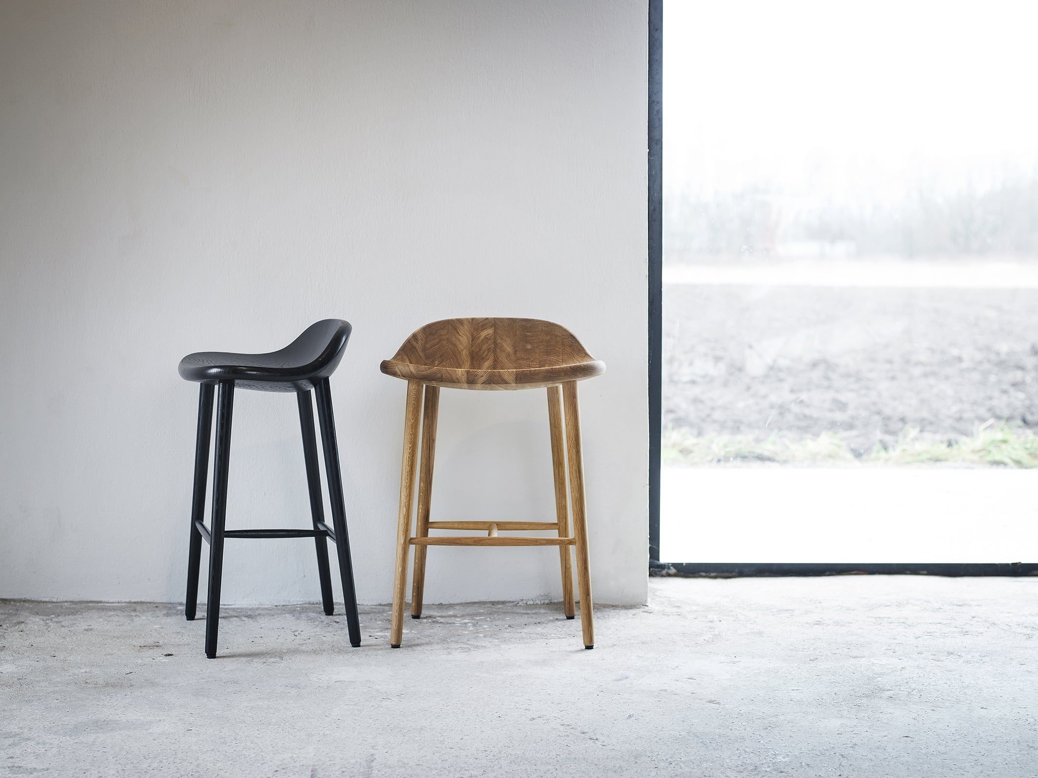 Miss Holly Bar stool Stolab