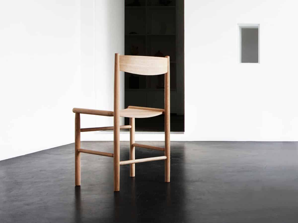 Linea Akademia chair by Kaksikko – Nikari